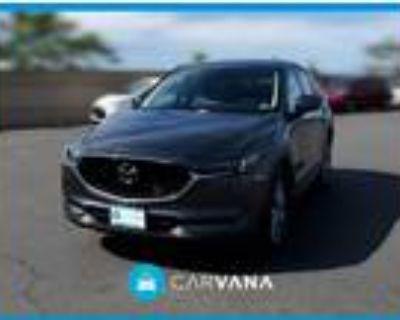 2020 Mazda CX-5 Gray, 1108 miles