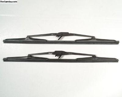 Super Beetle Black Wiper Blades 1973-1977