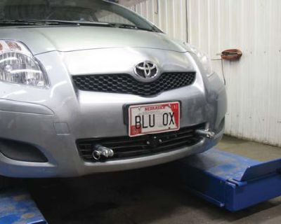 Blue Ox Bx3783 Base Plate Toyota Yaris Hatchback 07-10