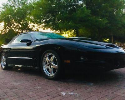 1998 Trans Am Convertible - Black/Black/Black and Tan - M6