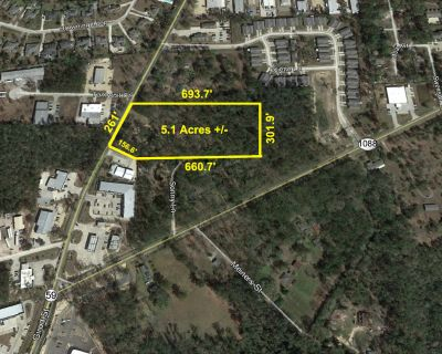 REDUCED Prime Commercial Land for Sale
