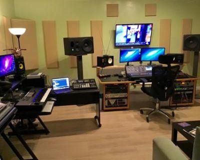 Midtown Music Recording Studio, Los Angeles, CA