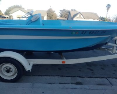 Just a good fishing boat...contact 661-384-3475 as of 4-1-2020