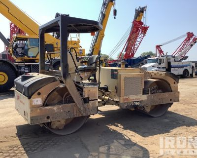 2006 Ingersoll-Rand DD-90HF Vibratory Double Drum Roller