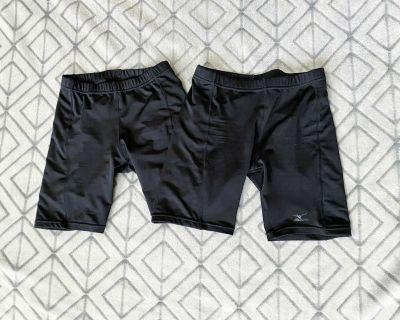 Mizuno sliding shorts - XS