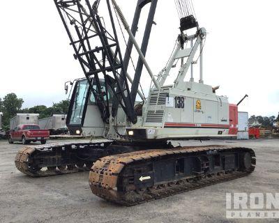 2006 Link-Belt 138 Hylab 5 80 ton Lattice-Boom Crawler Crane