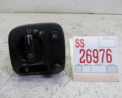 98-01 02 03 Seville Sts Headlight Lamp Fog Dash Dimmer Control Switch Twilight