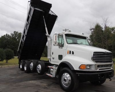 Competitive dump truck financing for A & B credit types