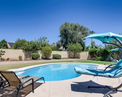 JUST STAY QUAINT N SCOTTSDALE- HEATED POOL, FIRE PIT & PET FRIENDLY - Paradise Valley Village