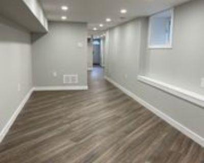 12 Beaver Avenue #Basement, Toronto, ON M6H 2G1 1 Bedroom Apartment