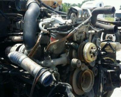 2004 - 2007 Mercedes Benz Om460la Mbe4000 Egr Complete Diesel Engine