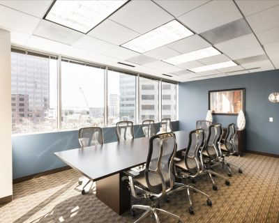 Private office for 5 people in Downtown San Jose