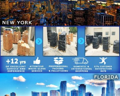 Packing Service, Inc. Professional Shipping and Packing Boxes - West Palm Beach, Florida