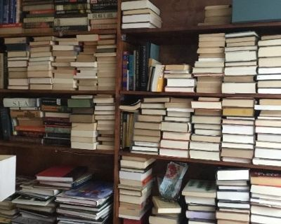 Huge Book Collection, some signed, most are non-fiction