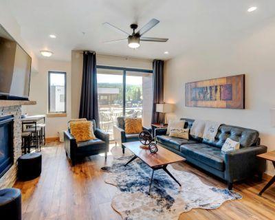 New Luxury Villa #290 Near Resort/Rooftop Hot Tub - FREE Activities & Equipment Rentals Daily - Winter Park