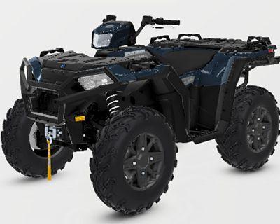 2021 Polaris Sportsman 850 Premium Trail Package ATV Utility Farmington, NY
