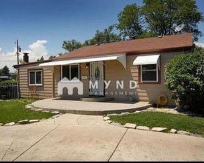 1295 S Tennyson St, Denver, CO 80219 2 Bedroom House