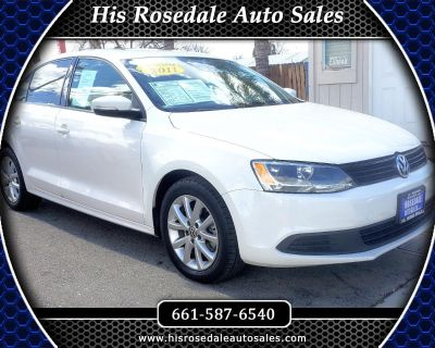 Used 2011 Volkswagen Jetta Sedan 4dr Auto SE w/Convenience & Sunroof PZEV