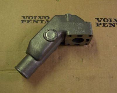 Volvo Penta 2001 2002 2003 2000 Series Exhaust Elbow 840690