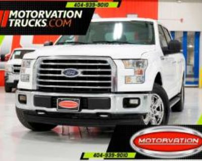 2017 Ford F-150 XLT SuperCrew 6.5' Box 4WD