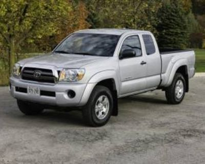2009 Toyota Tacoma PreRunner Double Cab V6 RWD Automatic