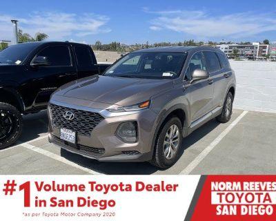 Pre-Owned 2019 Hyundai Santa Fe SE 2.4 AWD 4D Sport Utility