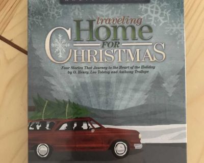 Travelling Home for Christmas Radio Theatre