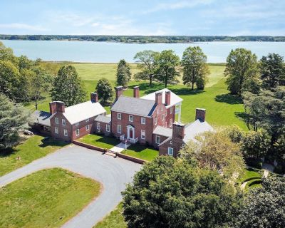 Waterfront-Private 153 acre Historic Estate - Sherwood