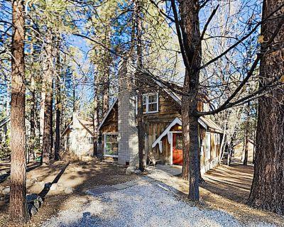 Charming Year-Round Getaway   Amazing Locale, Swing Set, Fireplace & Grill - Big Bear Lake