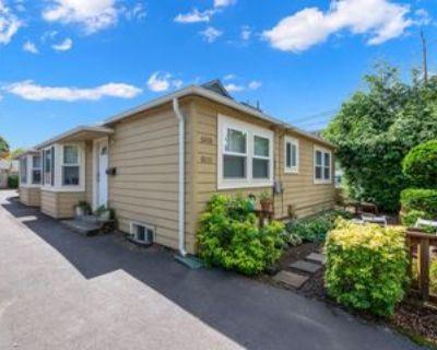 6008 N Hudson St #1, Portland, OR 97203 3 Bedroom Apartment
