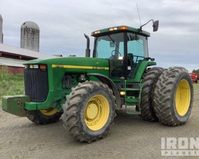 1997 John Deere 8100 4WD Tractor
