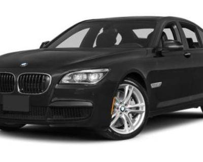 2013 BMW 7 Series 750i
