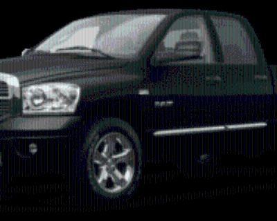 2008 Dodge Ram 1500 Laramie