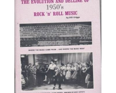 EVOLUTION And DECLINE OF 1950's ROCK 'n' ROLL MUSIC~Magazine !