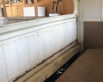 [WTB] Wanted- 68 double cab rear seat upper section