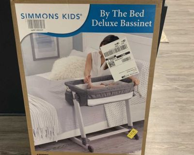 NEW By the Bed Deluxe Bassinet