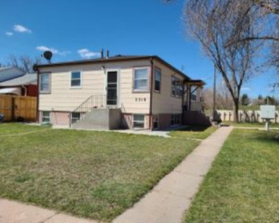 3318 Duff Ave #4, Cheyenne, WY 82001 1 Bedroom Apartment