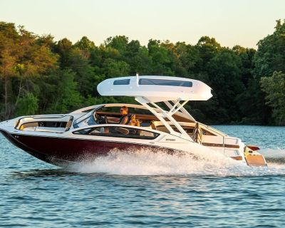 New 2021 Yamaha 275 Jet Boat for Charter - Springs