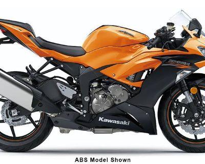 2020 Kawasaki Ninja ZX-6R Supersport White Plains, NY