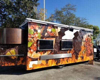 Pizza Mobile Restaurant Food truck - hino / 856 / 2007