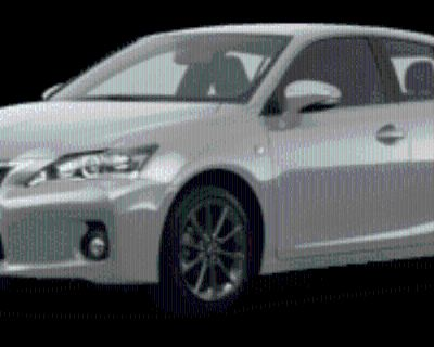 2013 Lexus CT CT 200h