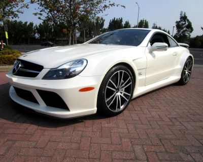 Used 2009 Mercedes-Benz SL65 AMG THE UNICORN**SL65 BLACK SERIES**175 PRODUCED*18 IN