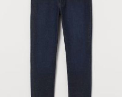 H & M Button Fly Jeans