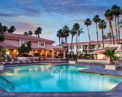 Welk Resort Palm Springs 1BR Suite, SATURDAY Check-In - Cathedral City