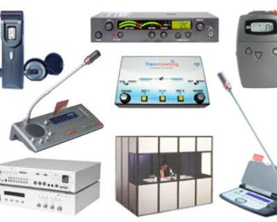 Conference Interpretation Equipment