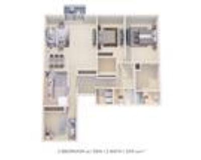 Sherwood Crossing Apartments & Townhomes - 2 Bedroom 2 Bath Den