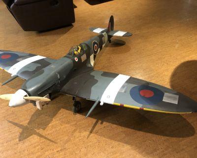Hangar 9 Spitfire