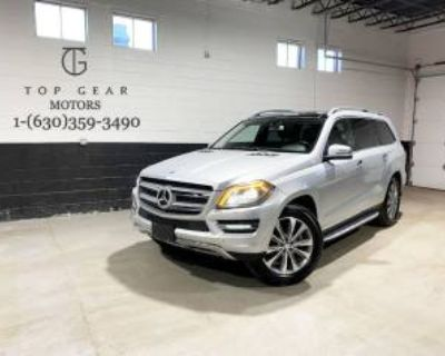 2015 Mercedes-Benz GL GL 350 BlueTEC 4MATIC