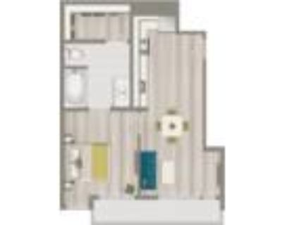 Concourse - Furnished One Bedroom Deluxe Boutique Suite EB