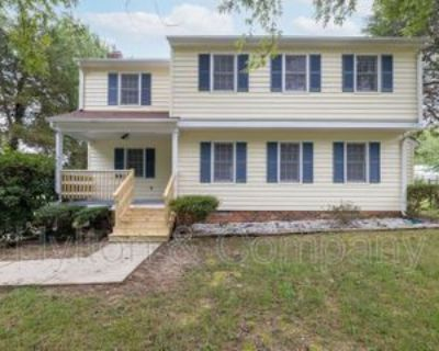 5236 Hallmark Dr, North Chesterfield, VA 23234 4 Bedroom House